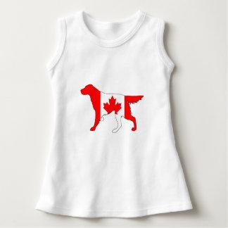 Setzer Kanada Kleid