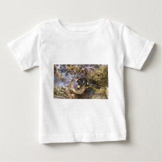 Seurats Einsiedlerkrebs Baby T-shirt
