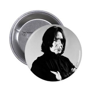 Severus Snape Arme gekreuzt Anstecknadelbuttons