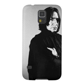 Severus Snape Arme gekreuzt Galaxy S5 Hülle