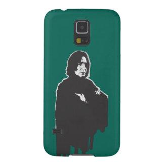 Severus Snape Arme kreuzten B-W Hülle Fürs Galaxy S5