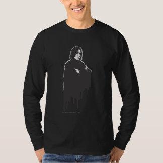 Severus Snape Arme kreuzten B-W T-Shirt