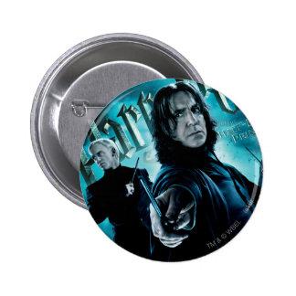 Severus Snape mit Todesessern 1 Anstecknadel