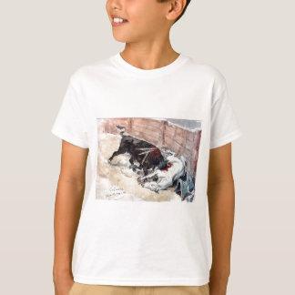 Sevilla. Der Bullfight. durch Vasily Surikov T-Shirt