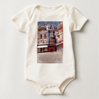 Sevilla durch Vasily Surikov Baby Strampler
