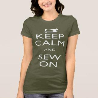 Sew on T-Shirt