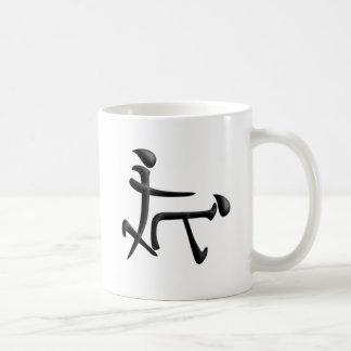 Sex-Symbol! Zu übersetzender Spaß Kaffeetasse