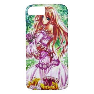 Sexy Anime-Mädchen iPhone 8/7 Hülle