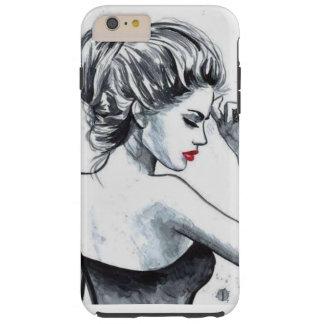 Sexy Girl Tough iPhone 6 Plus Hülle