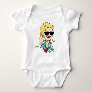 Sexy Hillary Baby Strampler