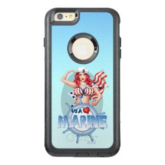 SEXY MARINEusa Apple iPhone 6 Plus-CS OtterBox iPhone 6/6s Plus Hülle