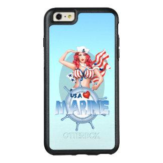 SEXY MARINEusa Apple iPhone 6 Plus-SS OtterBox iPhone 6/6s Plus Hülle
