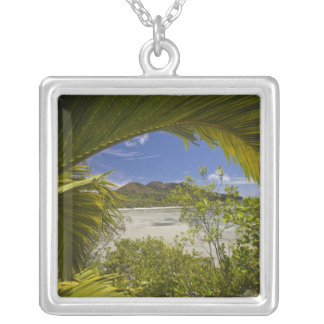 Seychellen, Curieuse Insel, Laraie Bucht Versilberte Kette