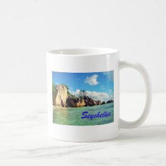 Seychellen Kaffeetasse