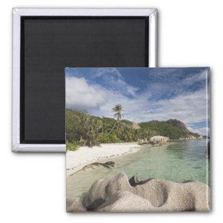 Seychellen, La Digue Insel, L'Union Anwesen Kühlschrankmagnete