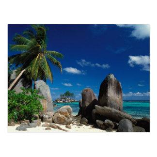 Seychellen, Mahe Insel, Anse Royale Strand Postkarten