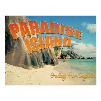 Seychellen Postkarten