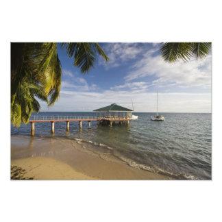 Seychellen, Praslin Insel, Anse Bois de Rose, Fotografien