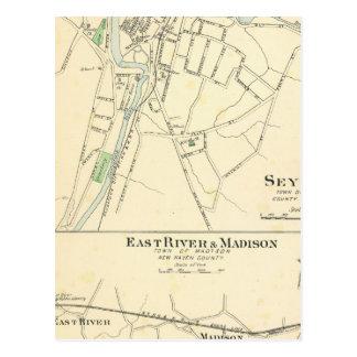 Seymour, e-Fluss, Madison Postkarte