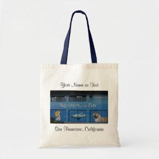 SF Aquarium der Taschen-Tasche der Bucht-#3 Tragetasche