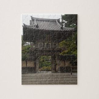 SF japanisches Puzzle des Tee-Garten-Eingangs-#2