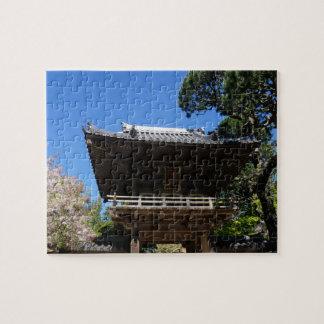 SF japanisches Puzzle des Tee-Garten-Eingangs-#3