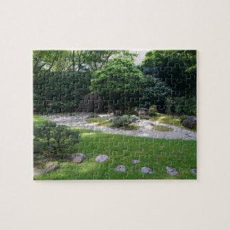 SF japanisches Puzzle des Tee-Garten-Zen-Garten-#2