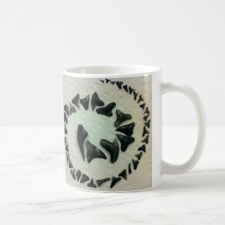 SHAARRRK! Zahn-Tasse Kaffeetasse
