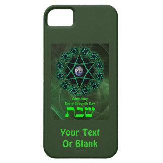 Shabbat - Tag der Erde iPhone 5 Etui