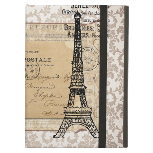 Shabby Chic-Eiffel-Turm Paris Vintager