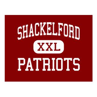 Shackelford - Patrioten - Jüngeres - Arlington Postkarte