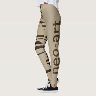 Shadow Stripe Leggings