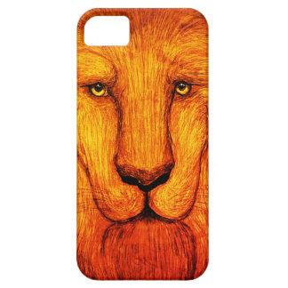Shaggy Löwe Etui Fürs iPhone 5