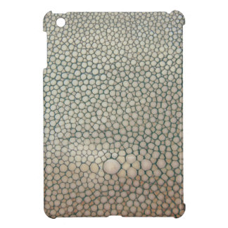 Shagreen Beige iPad Mini Schale