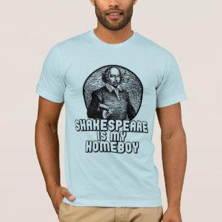 Shakespeare ist mein Homeboy T-Shirt