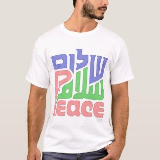 Shalom Salaam Frieden T-Shirt