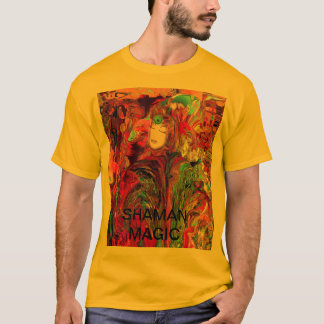 Shaman Woman T-Shirt