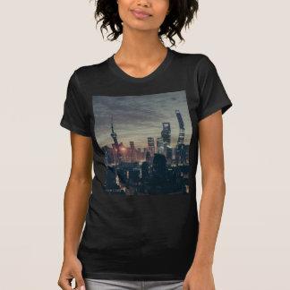 Shanghai bis zum Nacht T-Shirt