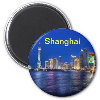 Shanghai-Magnet Runder Magnet 5,7 Cm