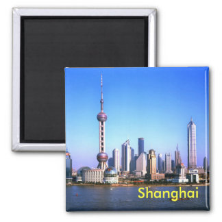 Shanghai-Magnet Quadratischer Magnet