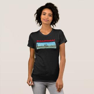 Shanghai-Panorama-Shirt T-Shirt