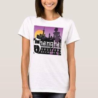 Shanghai-Sitzungs-Aufnahme-Girly T-Shirt