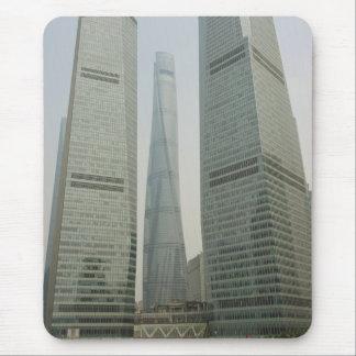 Shanghai-Turm - Lujiazui, Pudong - Shanghai, China Mousepad
