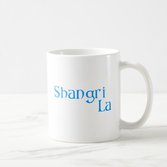 Shangri La Kaffeetasse