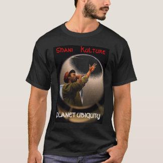 Shani Kulture, PLANETEN-ALLGEGENWART, T-Shirt