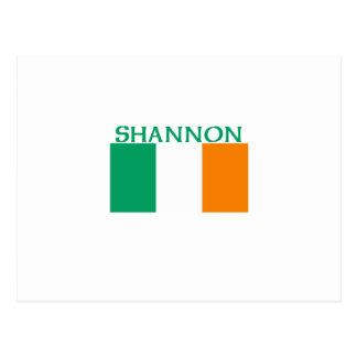 Shannon Postkarte