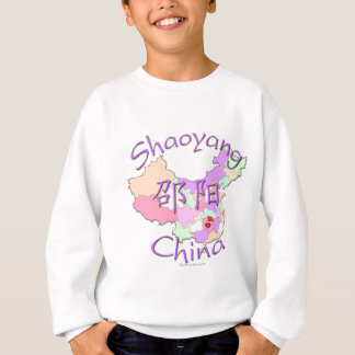 Shaoyang-China Sweatshirt