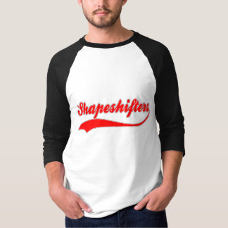 Shapeshifters Imitat-Baseball-Jersey-T - Shirt