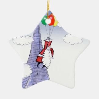 ShardArt glückliches Weihnachten durch Tony Keramik Ornament