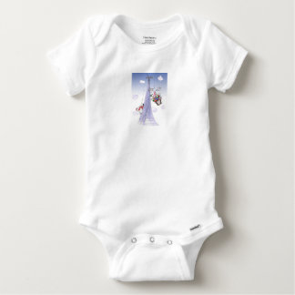 ShardArt Heben-Ho durch Tony Fernandes Baby Strampler